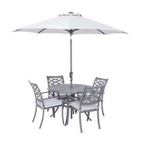 Tuscany 4 Seater Garden Dining Set