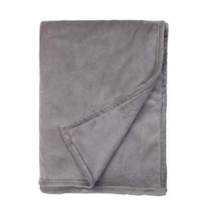 Fleece Throw Grey 150x200cm