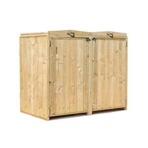 Mercia Premium Double Log Store