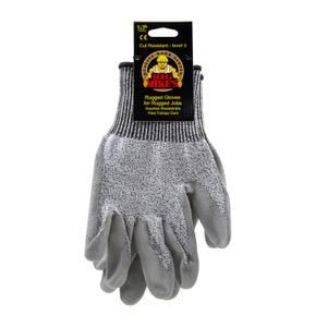 Big Mike's Cut Resistant Nitrile Dip Gloves - Large/XLarge