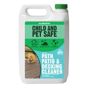 Ecofective Path Patio Decking Cleaner