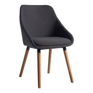 Milly Dining Chair - Grey - Set of 2