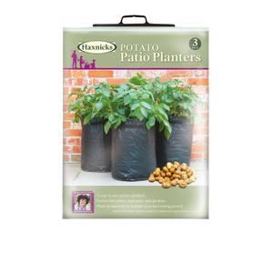Potato Patio Planter X 3