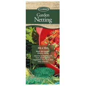 Garden Netting 4m X 10m Boxed