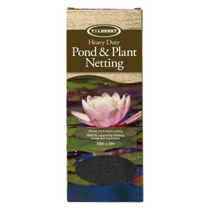 Heavy Duty Pond Plant Netting 2m X 8m