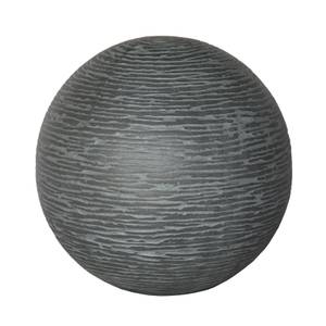 Simplicity Slate Effect Sphere Garden Ornament - 25cm