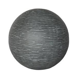 Simplicity Slate Effect Sphere Garden Ornament - 40cm