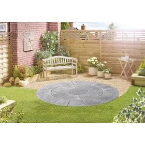 Stylish Stone Chantry Twist Circle 2.4m Graphite