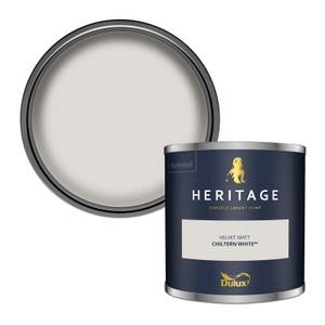 Dulux Heritage Colour Tester - Chiltern White - 125ml
