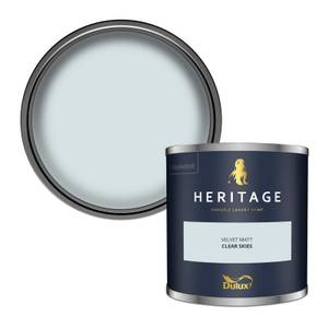 Dulux Heritage Colour Tester - Clear Skies - 125ml