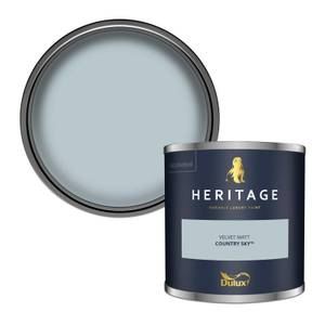 Dulux Heritage Colour Tester - Country Sky - 125ml