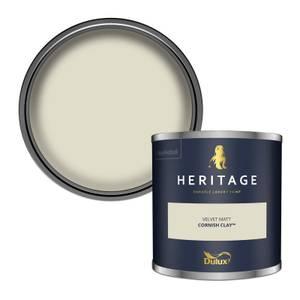 Dulux Heritage Colour Tester - Cornish Clay - 125ml