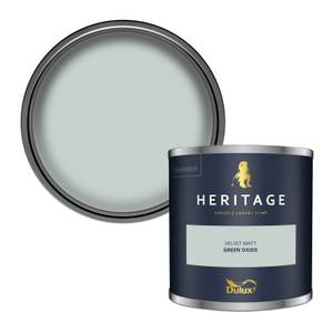 Dulux Heritage Colour Tester - Green Oxide - 125ml