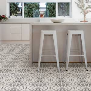 FloorPops Peel and Stick Floor Tiles - Remy