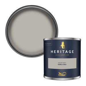 Dulux Heritage Colour Tester - Pebble Grey - 125ml
