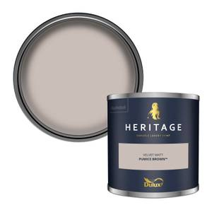 Dulux Heritage Colour Tester - Pumice Brown - 125ml