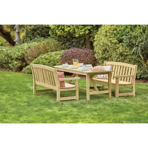 Anchor Fast Farnham 6 Seater Dining Set