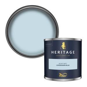 Dulux Heritage Colour Tester - Copenhagen Blue - 125ml