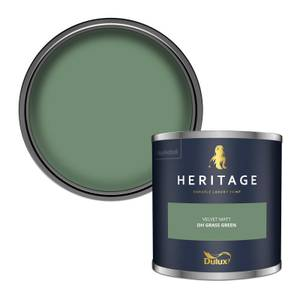 Dulux Heritage Colour Tester - DH Grass Green - 125ml