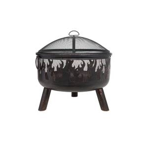 Wildfire Steel Firebowl With Grill