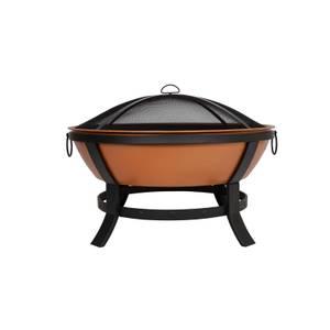 Katori Copper Effect Firepit