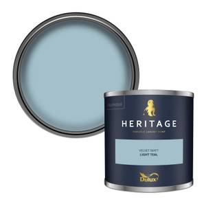 Dulux Heritage Colour Tester - Light Teal - 125ml