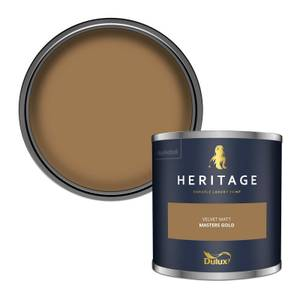 Dulux Heritage Colour Tester - Masters Gold - 125ml