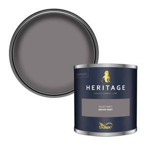 Dulux Heritage Colour Tester - Mauve Mist - 125ml