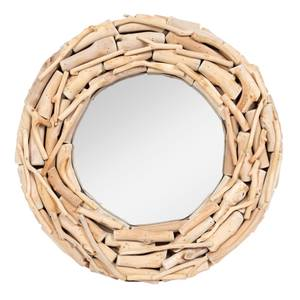 Romana Reclaimed Wood Mirror
