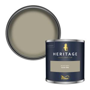 Dulux Heritage Colour Tester - Olive Tree - 125ml