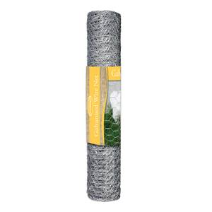 Tildenet 25mm Galv Wire Net 0.6m X 10m