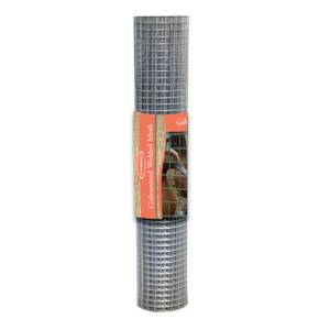 Tildenet 25mm Galv Wire Net 0.9m X 10m