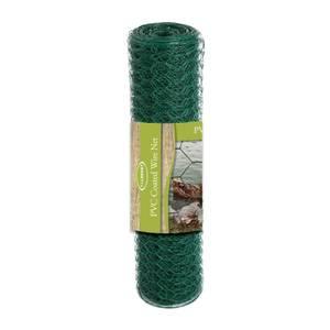 Tildenet 25mm Plastic Coat Wire Net 1x5m