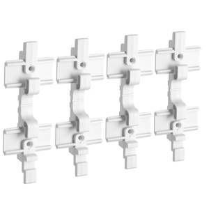 STANLEY Track Wall System Joiners – Pack of 4 (STST82610-1)