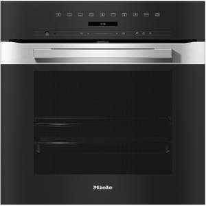 Miele H7262bp 60cm Built In Oven with Pyrolytic Cleaning and Roast Probe