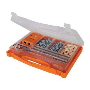 Triton Double Mini Pocket Hole Jig Set - 8pce