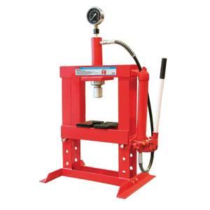 Hilka 10 Tonne Bench Top Shop Press