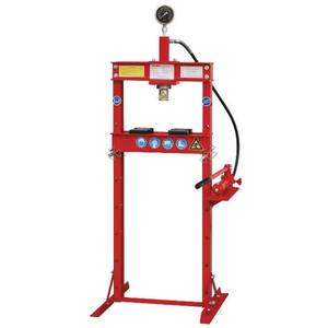 Hilka 12 Tonne Bench Shop Press