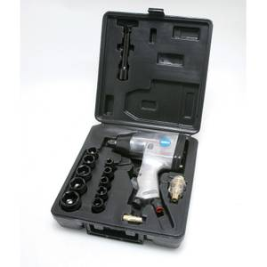 """Hilka 17 Piece 1/2"""" Air Impact Wrench Set"""
