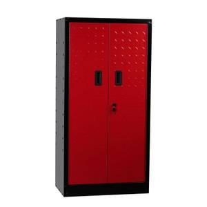 Hilka Garage Tall Tool Storage Cabinet