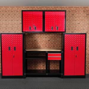 Hilka 5 pce Garage Storage Solution