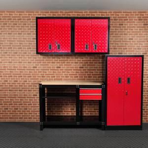 Hilka 4 pce Garage Storage Solution