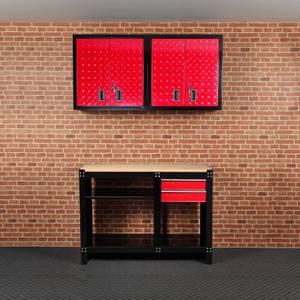 Hilka 3 pce Garage Storage Solution