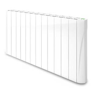 TCP Wall Mounted Smart Wi-Fi Oil Filled Radiator 1500W - White