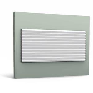 3d Zig Zag Wall Panel 2000x250x16mm Pk2