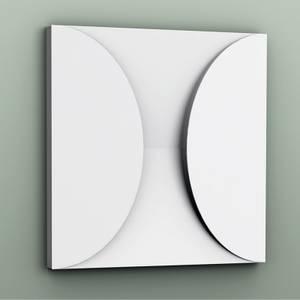 3d Circle Wall Panel 33x33x29mm Pk4