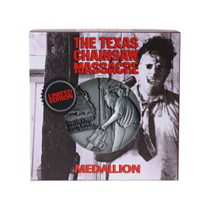 Texas Chainsaw Limited Edition Medallion