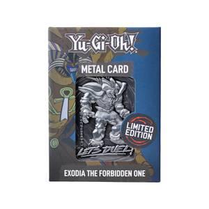 Yu-Gi-Oh! Exodia Premium Limited Edition Ingot