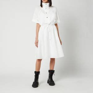 KENZO Women's Shirting Dress - White