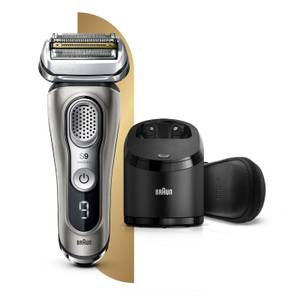Series 9 Shaver with Cleaning Centre